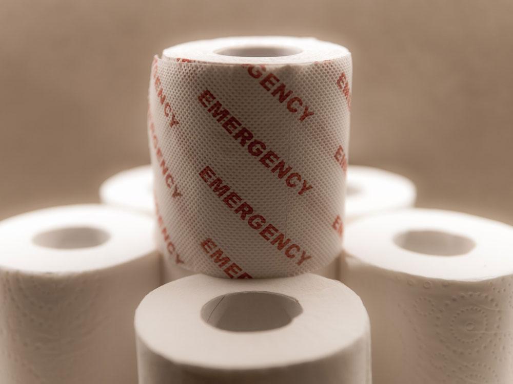 Topjet Tissue etichettatura marcatura